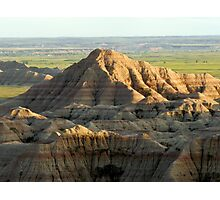 Beauty in the Badlands Photographic Print