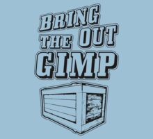Bring Out The Gimp One Piece - Short Sleeve