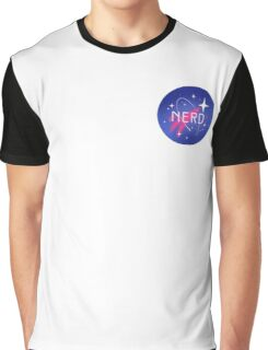 SPACE NERD Graphic T-Shirt