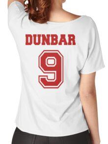 Dunbar - Red Women's Relaxed Fit T-Shirt