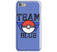 Team BLUE! iPhone Case/Skin