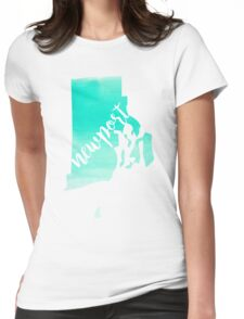 Newport Womens Fitted T-Shirt