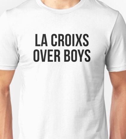 La Croixs over Boys Unisex T-Shirt