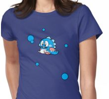 Matching 2 player - 2UP Bob Womens Fitted T-Shirt