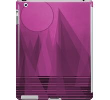 Purple Landscape iPad Case/Skin