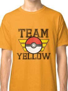 Team YELLOW! Classic T-Shirt