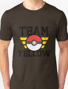 Team YELLOW! Unisex T-Shirt