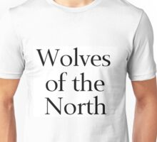 Wolves of the North Unisex T-Shirt