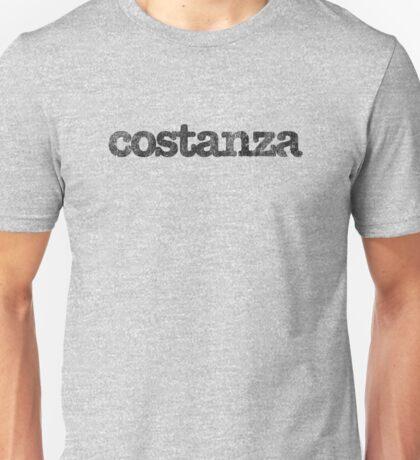 Costanza - Seinfeld Unisex T-Shirt