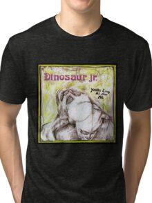 you're living all over me best vecktor dinosaur jr boncu Tri-blend T-Shirt