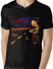 dinosaur jr where you been artwork boncu Mens V-Neck T-Shirt