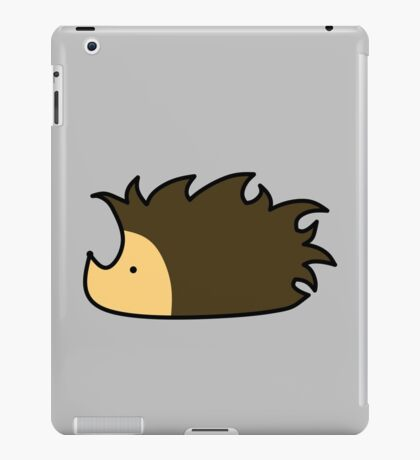 Hedgehog Henry iPad Case/Skin