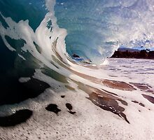 Crashing Barrel by Vince Gaeta