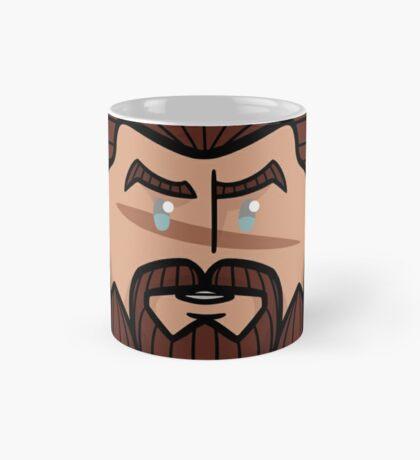SWR ~ Scarred Mug