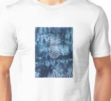 Pineapple tie dye Unisex T-Shirt