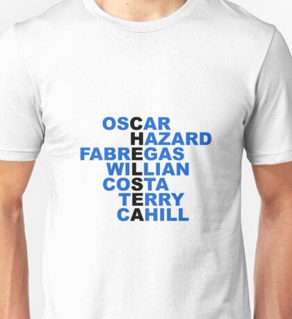 chelsea word Unisex T-Shirt