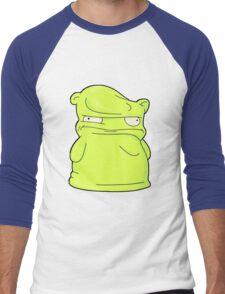 Bad Kuchi Kopi (Bob's Burgers) Men's Baseball ¾ T-Shirt