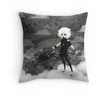 _mv Throw Pillow