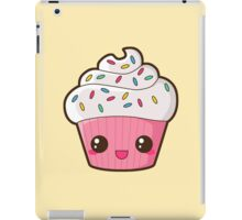 Happy Cupcake iPad Case/Skin