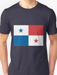 The Flag of Panama Unisex T-Shirt