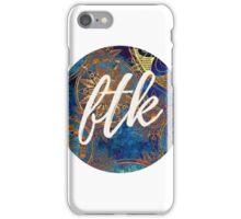 Boho FTK iPhone Case/Skin