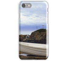 Nubble Light and Boat iPhone Case/Skin