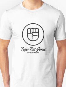 Tiger Fist Jones Collection Unisex T-Shirt