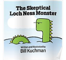 The Skeptical Loch Ness Monster Cover Poster