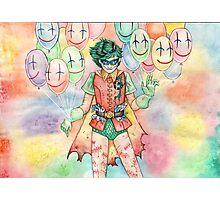 Joker's Robin Photographic Print