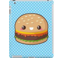 Kawaii Cheeseburger iPad Case/Skin
