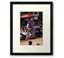 all star game hd  Framed Print