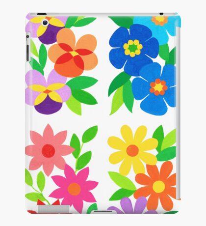FANTASY FOWERS iPad Case/Skin