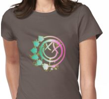 Color Blink Womens Fitted T-Shirt