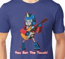 Optimus Playing Guitar Unisex T-Shirt