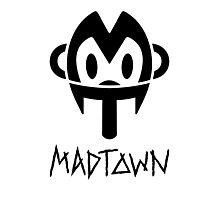 Madtown logo Photographic Print