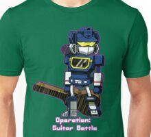 Soundwave With a Guitar Unisex T-Shirt