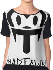Madtown logo Chiffon Top