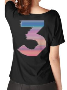 Chance The Rapper - 3 Coloring Book Women's Relaxed Fit T-Shirt
