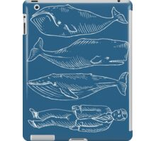 You are the ocean iPad Case/Skin