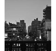 A High Line Avenue Photographic Print