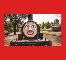 Thomas the Tank Engine Face On - Historic Maldon Station Kids Clothes