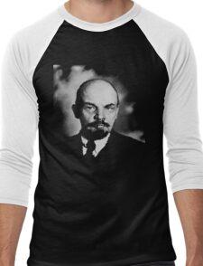 Vladimir Lenin Men's Baseball ¾ T-Shirt