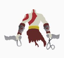 Kratos by Ednathum