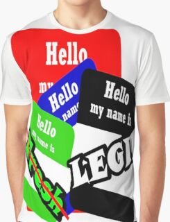 """""""Changes Daily"""" Graphic T-Shirt"""