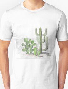 desert cacti Unisex T-Shirt