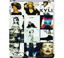 Kylie Albums iPad Case/Skin