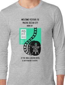 Pacific Ocean Film Festival  Long Sleeve T-Shirt