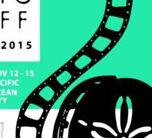 Pacific Ocean Film Festival  Sticker