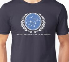 Star Trek - United Federation of planets Unisex T-Shirt
