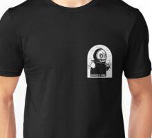Senses Fail Skull logo (Transparent logo) Unisex T-Shirt